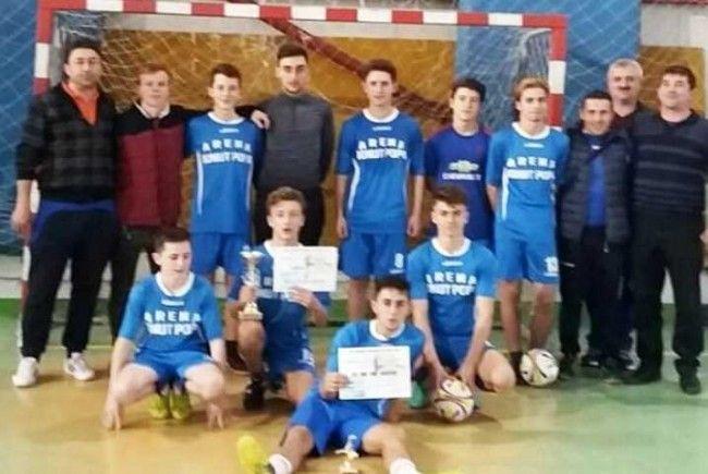 """Memorialul """"Nicolae Ardelean"""" la futsal, ediţia 7, s-a bucurat de un real succes."""