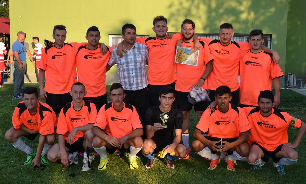 Cupa Satelor 2018 - Editia  II  - Zona Cermei 08.07.2018