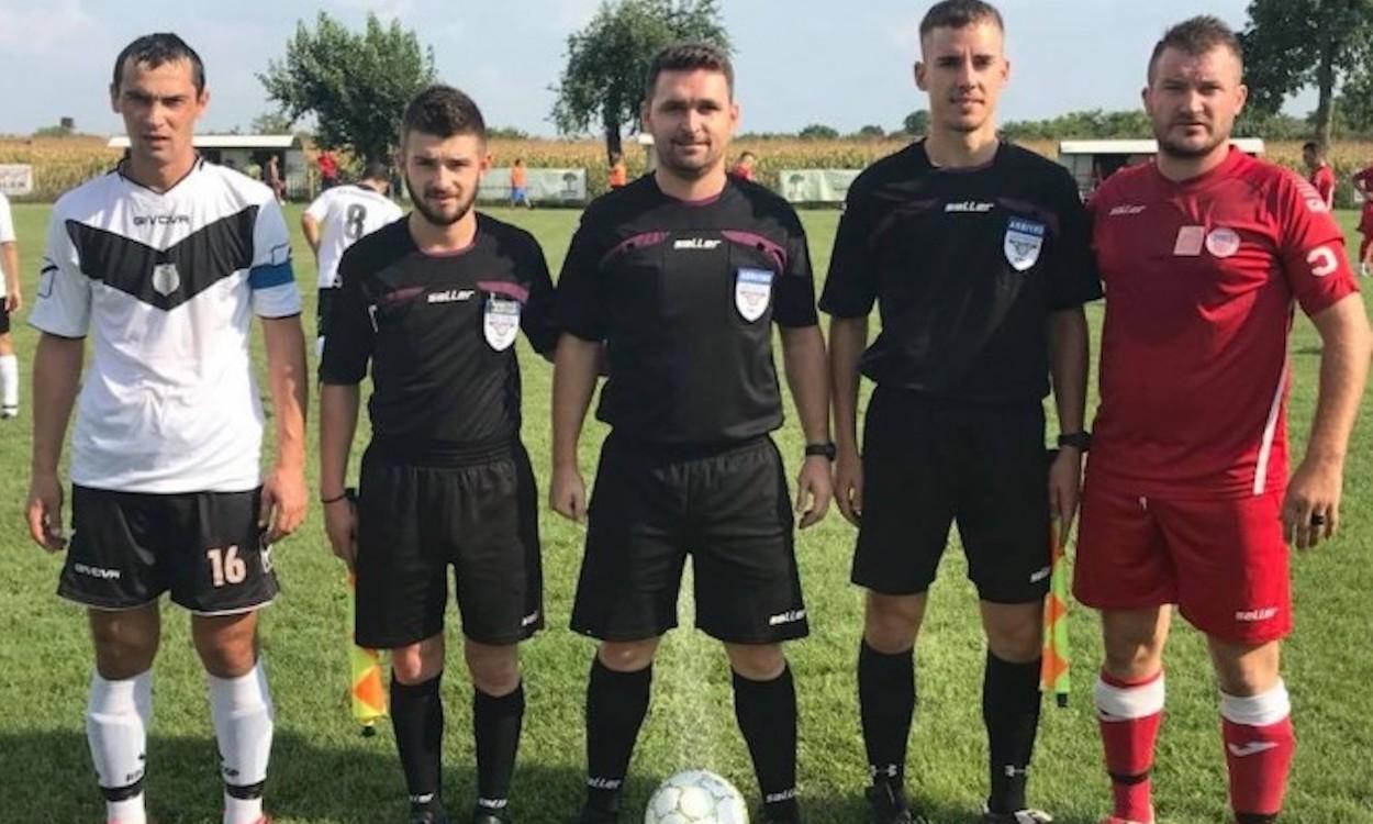 Zărand și FC Sântana au făcut scorurile fazei întâi a Cupei României – faza județeană