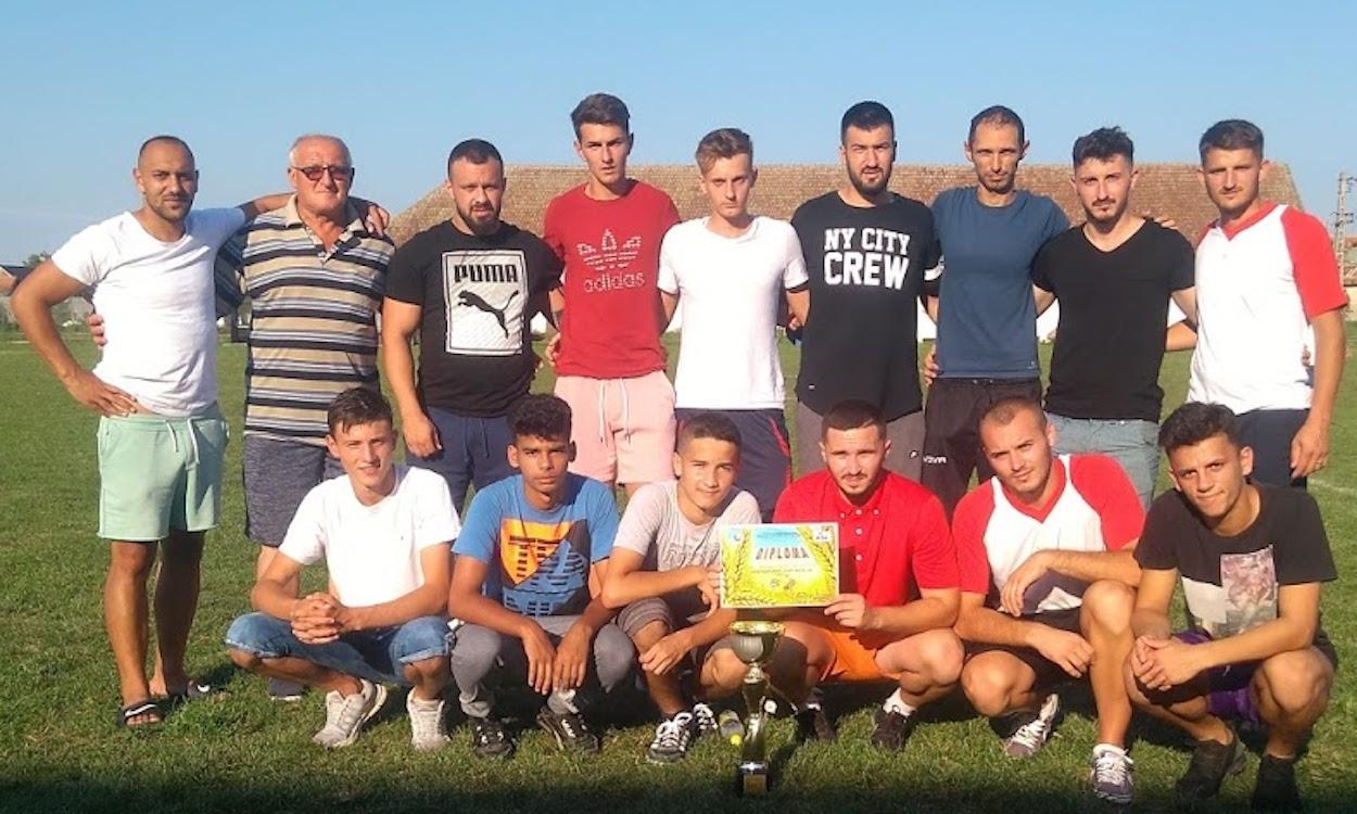 Athletic Vinga este câștigătoarea celei de a doua ediții a Cupei Satelor