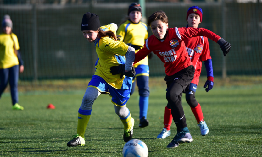 Junior Cup - Fotbal Mixt primar - Grupele și programul