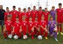 Selecționata Under 14 a Aradului a terminat în forță Turneul Speranțelor