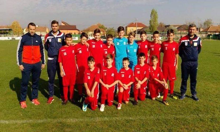 Turneului Selecționatelor la fotbal U12