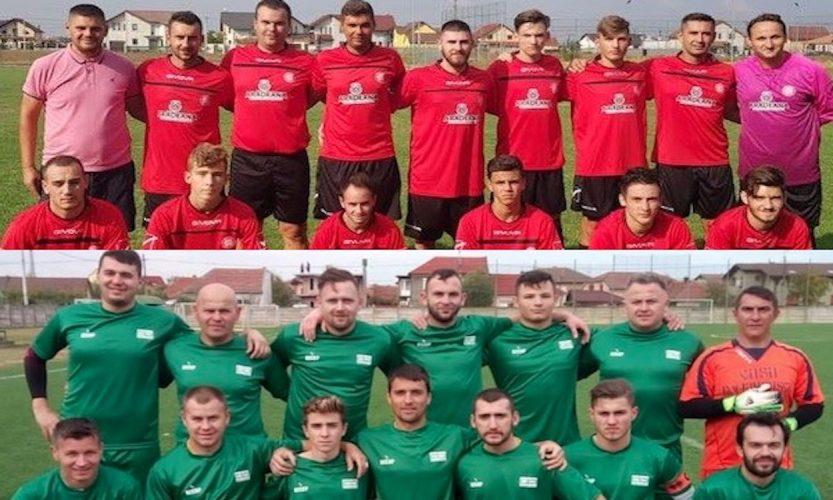 Liga VI-a, etapa a 9-a: Viitorul a câștigat derbyul cu Academia Brosovszky, Olari – victorie prețioasă pe podium