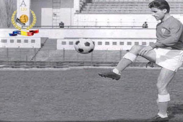 120 de ani de fotbal la Arad: Christos Metskas, o legendă a UTA-ei