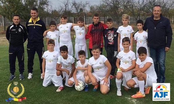 Găzduim etapa regională a Cupei Satelor U13!