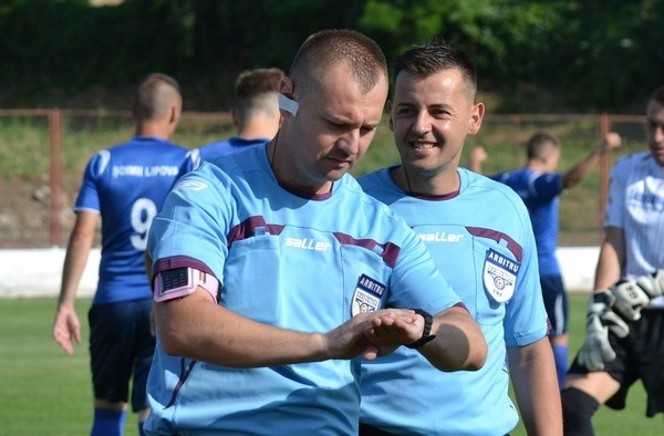 Meciurile și arbitrii etapei a 27-a în Liga a IV-a Arad