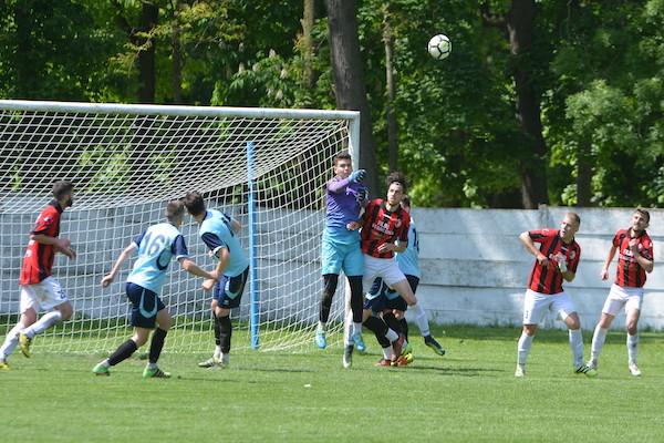 Liga 4: CS Ineu - Unirea Sântana 3-4 + FOTO