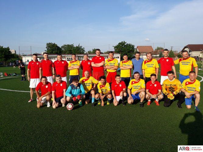 Cupa Instituțiilor și firmelor - Arad - 120 de ani de fotbal în România - Rezultate