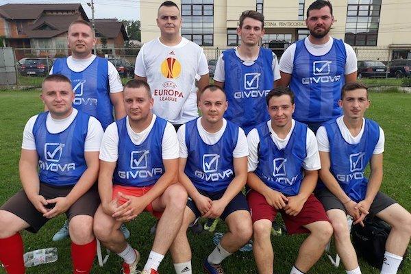 FC Gai, mai bună decât echipa lui Botiș în primul turneu al Campionatul Cartierelor