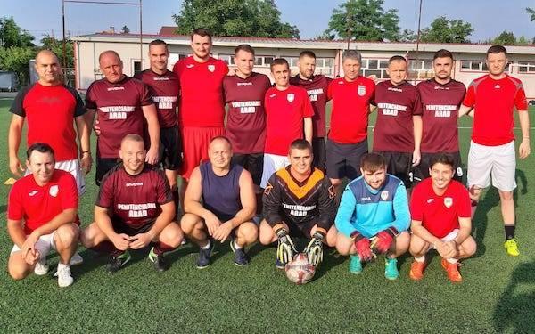 Cupa Instituțiilor și Firmelor și-a stabilit primele semifinaliste