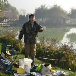 Cupa de vară AJF Arad, la pescuit sportiv