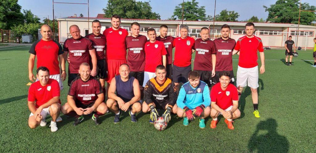 Cupa Instituțiilor și firmelor – Arad – 120 de ani de fotbal în România – Rezultate