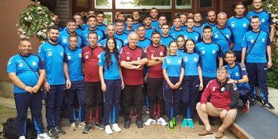 Arbitrii arădeni, testați și perfecționați în Ungaria