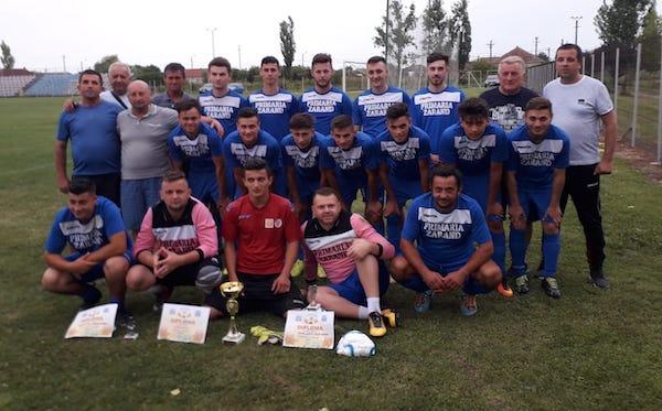Voința Zărand a câștigat finala Cupei Satelor 2019