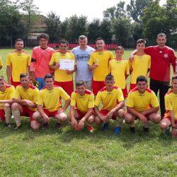 Cupa Satelor, zona Săvârșin: Bârzava merge în semifinale