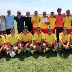 Semifinalele Cupei Satelor, zona Tisa Nouă: Olimpia Bârzava este prima finalistă