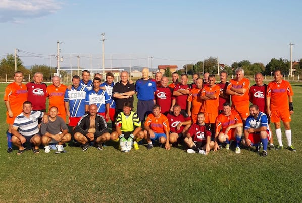 Olari și Ceala vor juca pentru trofeu la prima ediție a Campionatului Județean de Old-Boys