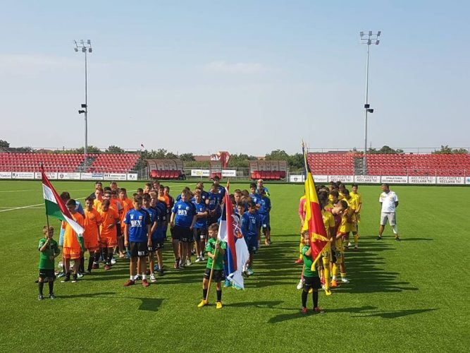 Hearty welcome to our guests at the second edition of the Arad International Tournament