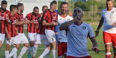 """Liga a IV-a Arad, etapa a 6-a: Sântana – la prima victorie din """"gestiunea"""" Irimia, VI-FE detronează viceliderul"""