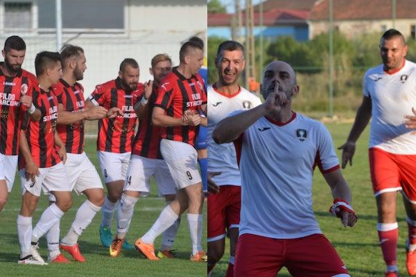"""Liga a IV-a Arad, etapa a 6-a: Sântana - la prima victorie din """"gestiunea"""" Irimia, VI-FE detronează viceliderul"""
