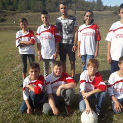 Cupa satelor U13, zona Vârfurile, a fost câștigată de Hălmagiu