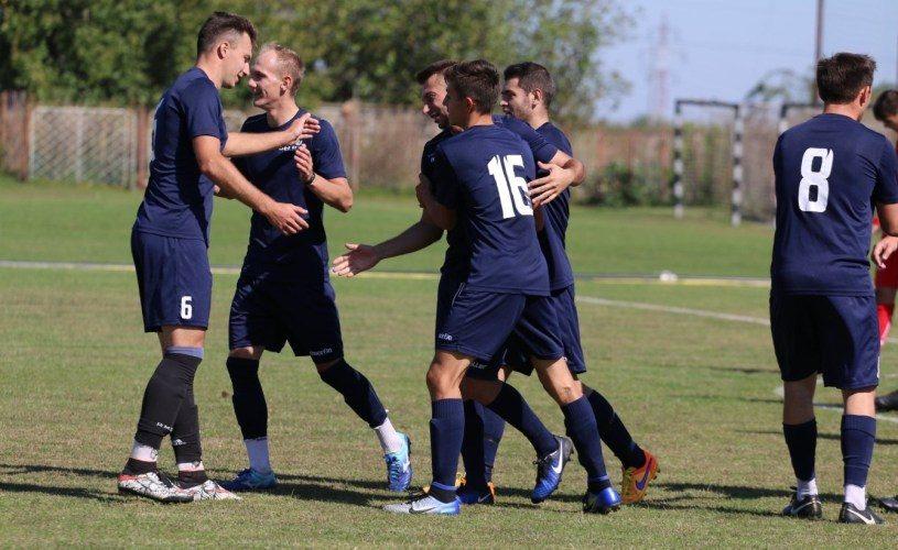 """Liga a IV-a Arad, etapa a 9-a: """"Careu de ași"""" tot mai bine conturat, Beliu produce surpriza cu """"Vladi"""" și urcă în play-stay!"""
