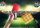Curs de formare arbitri fotbal