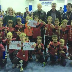 """Liceul Național de Informatică a câștigat a treia ediție a """"Nicholas Indoor Cup"""""""