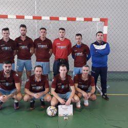F.C. FRONTIERA PILU echipa castigatoare a ZONEI MACEA
