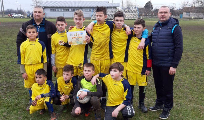 CUPA SATELOR LA FOTBAL U 13  Ediția 2019 – 2020 - SECUSIGIU castiga a patra semifinala